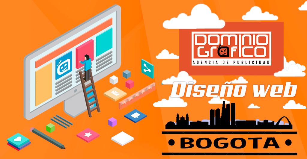 páginas web Bogotá