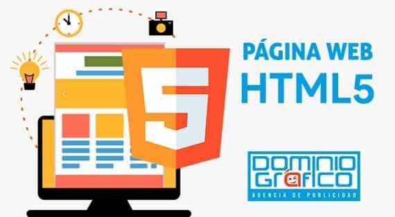 PAGINA WEB HTML5