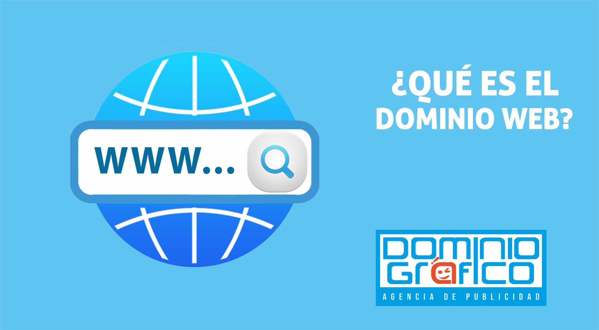QUE ES EL DOMINIO WEB